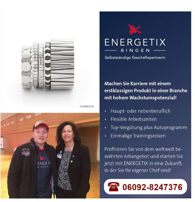 ENERGETIX & Joey Kelly
